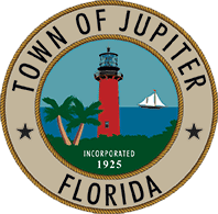 Town of Jupiter seal for Commercial Lawn Service Jupiter FL,