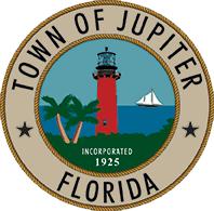 Town of Jupiter seal for Commercial Lawn Service Jupiter FL,